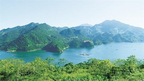Faites le plein d'oxygene au reservoir de Hoa Binh hinh anh 1