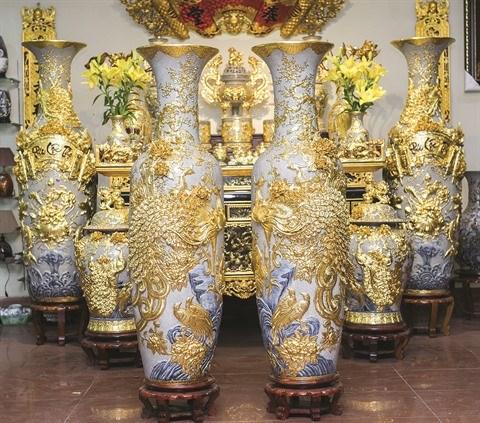 Vu Nhu Quynh et son choix ose pour la ceramique hinh anh 3