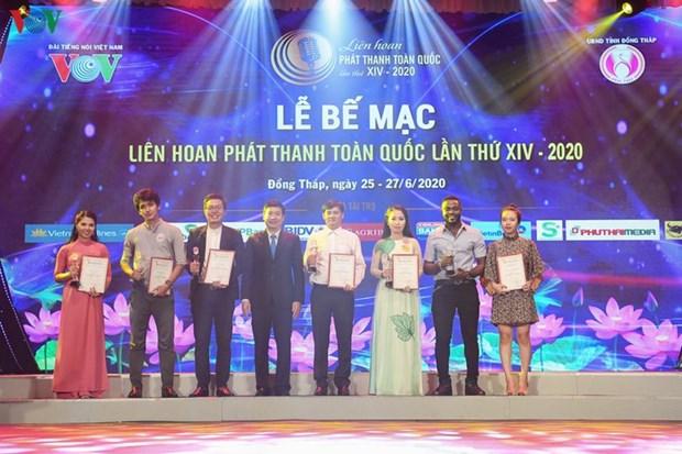 Le 14e Festival radiophonique national 2020 celebre la diversite hinh anh 1