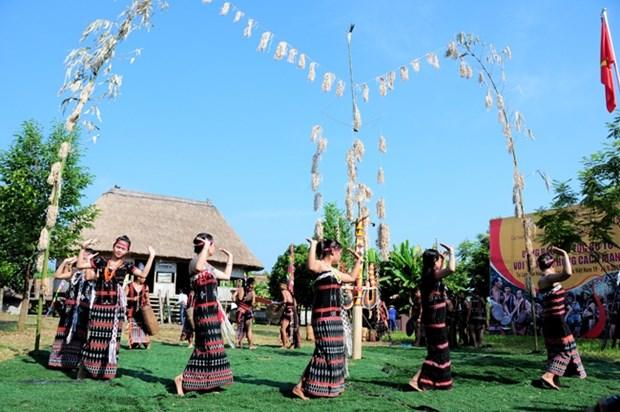 La promotion de l'identite culturelle des minorites rime avec la nouvelle ruralite hinh anh 1