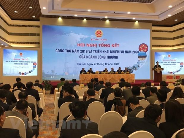 L'excedent commercial vietnamien atteint un record en 2019 hinh anh 2