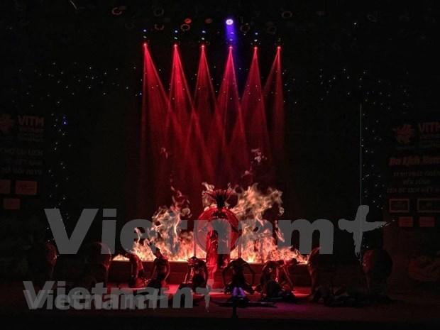 Le Salon international du tourisme 2020 celebre le patrimoine du Vietnam hinh anh 3