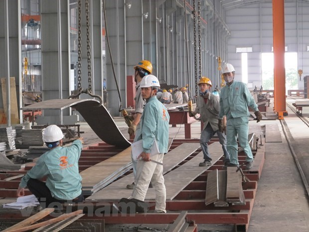 L'excedent commercial vietnamien atteint un record en 2019 hinh anh 1