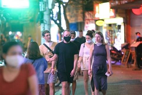Hanoi accueille 1,2 million de touristes en juillet hinh anh 1