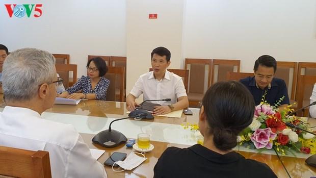 La conservation du vieux quartier au cœur de la cooperation decentralisee franco-vietnamienne hinh anh 3