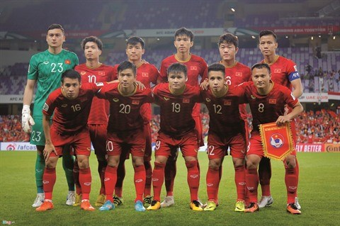 Mondial 2022 : le Vietnam vise le 3e tour des eliminatoires hinh anh 2