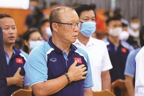 Mondial 2022 : le Vietnam vise le 3e tour des eliminatoires hinh anh 1