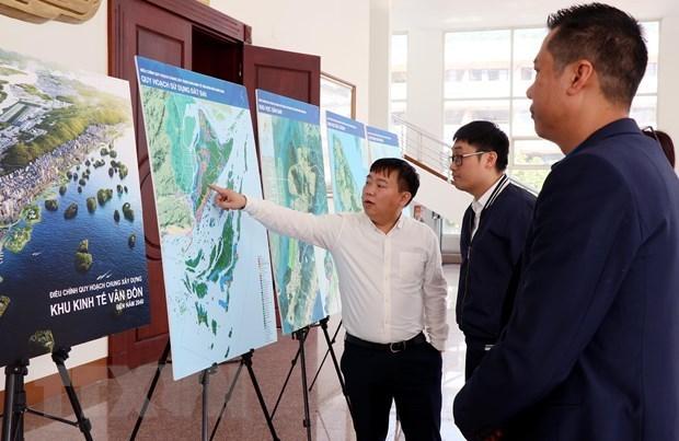 Van Don, nouvelle locomotive pour le developpement economique du Nord-Est hinh anh 2