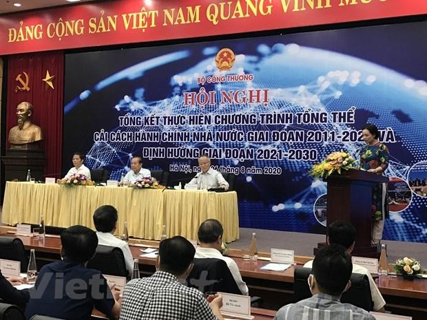 Le ministere de l'Industrie et du Commerce supprime pres de 900 conditions d'affaires hinh anh 1