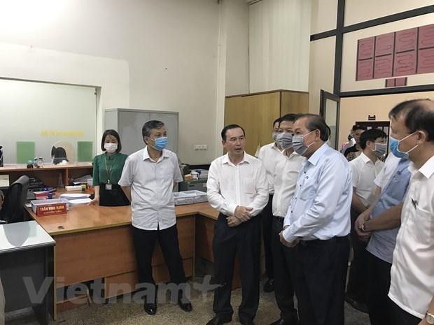 Le ministere de l'Industrie et du Commerce supprime pres de 900 conditions d'affaires hinh anh 2