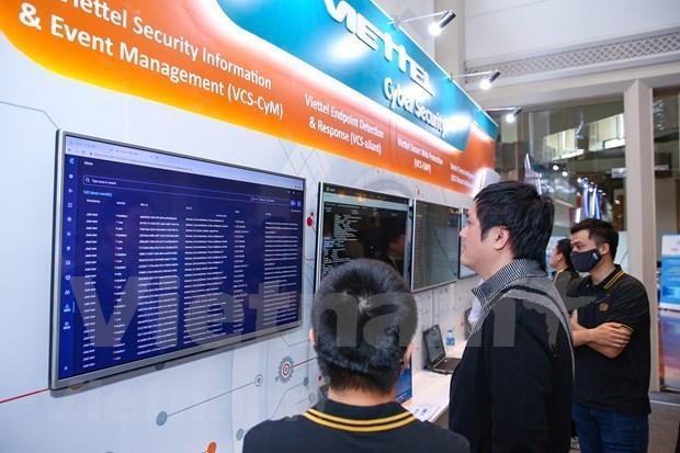 Les entreprises vietnamiennes fabriquent 91% des produits de cybersecurite et de securite hinh anh 3