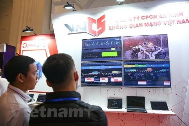 Les entreprises vietnamiennes fabriquent 91% des produits de cybersecurite et de securite hinh anh 1