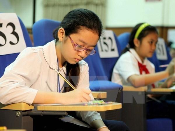 Le Vietnam se classe premier en Asie du Sud-Est pour les resultats d'apprentissage des eleves hinh anh 1