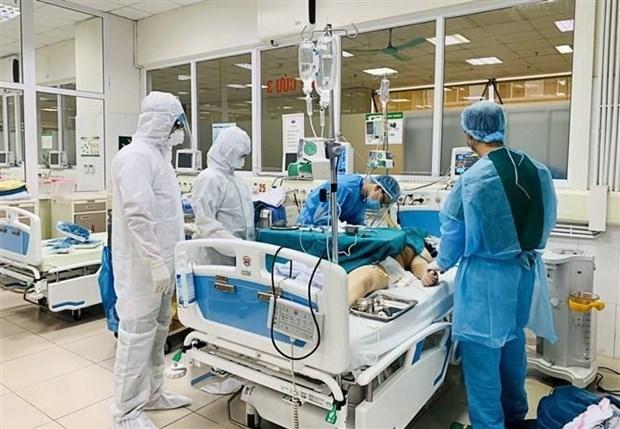Coronavirus : Des experts se consultent sur l'etat de trois patients graves hinh anh 1