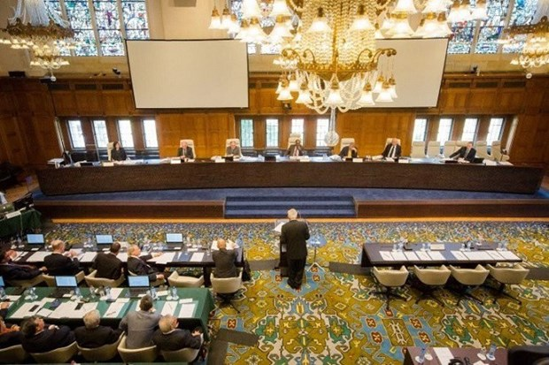 Mer Orientale: Le jugement de la CPA, le fondement juridique pour maintenir la securite maritime hinh anh 1