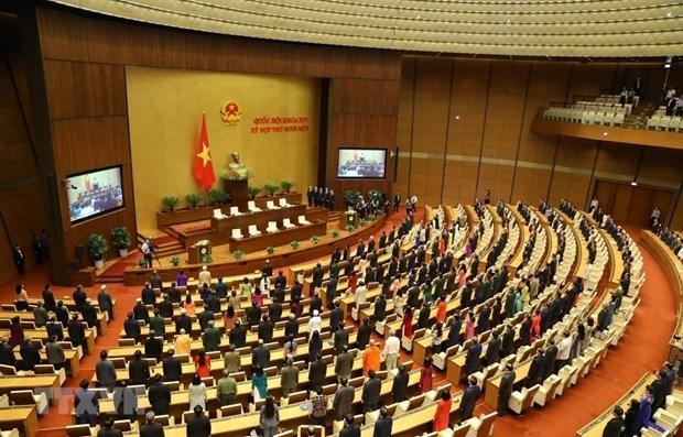 La 14e Assemblee nationale appose l'empreinte de ses reformes audacieuses hinh anh 1