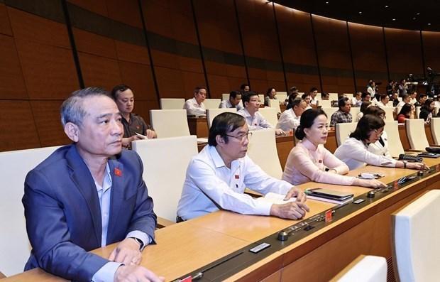 La 14e Assemblee nationale appose l'empreinte de ses reformes audacieuses hinh anh 2