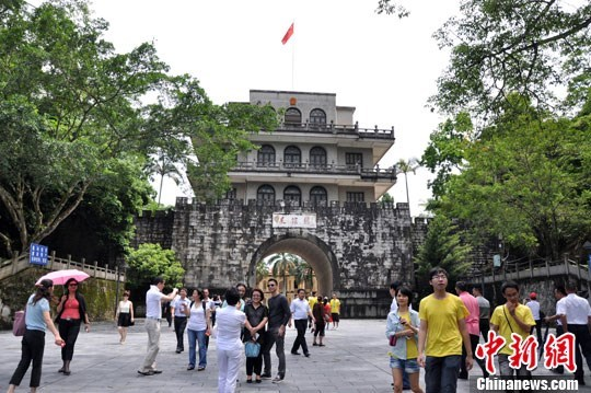 La chine établit un bureau doctroi de visa à un poste frontalier