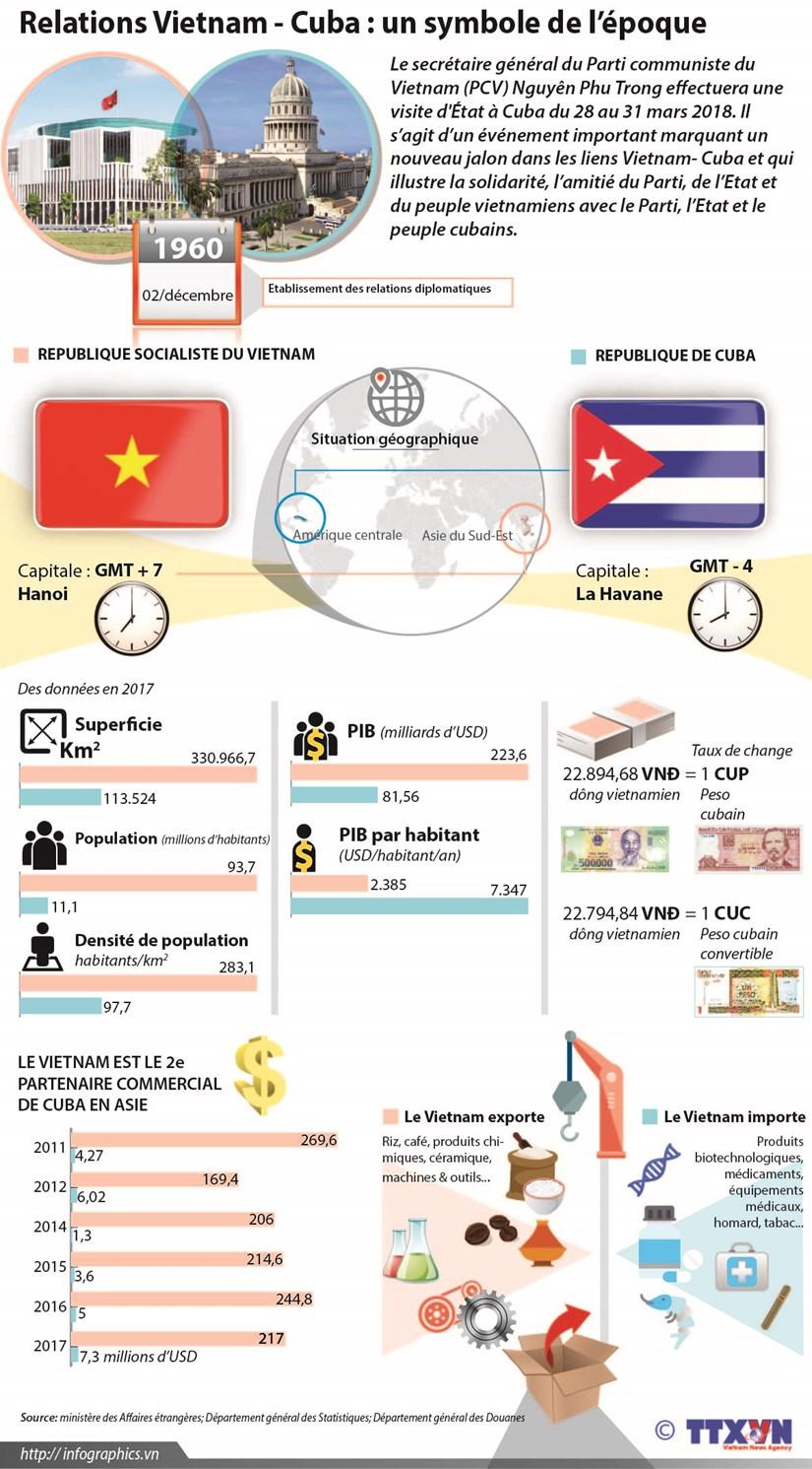 Relations Vietnam - Cuba : un symbole de l'epoque hinh anh 1