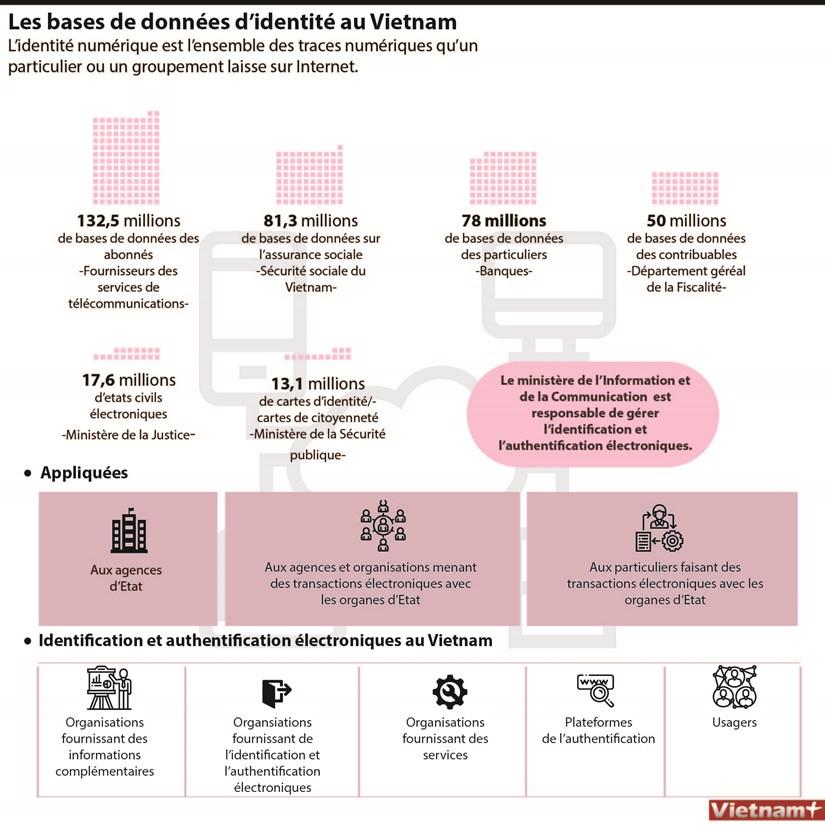 Les bases de donnees d'identite au Vietnam hinh anh 1
