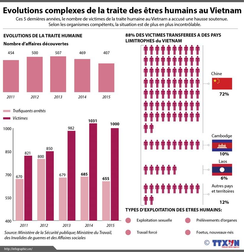 Evolutions complexes de la traite des etres humains au Vietnam hinh anh 1