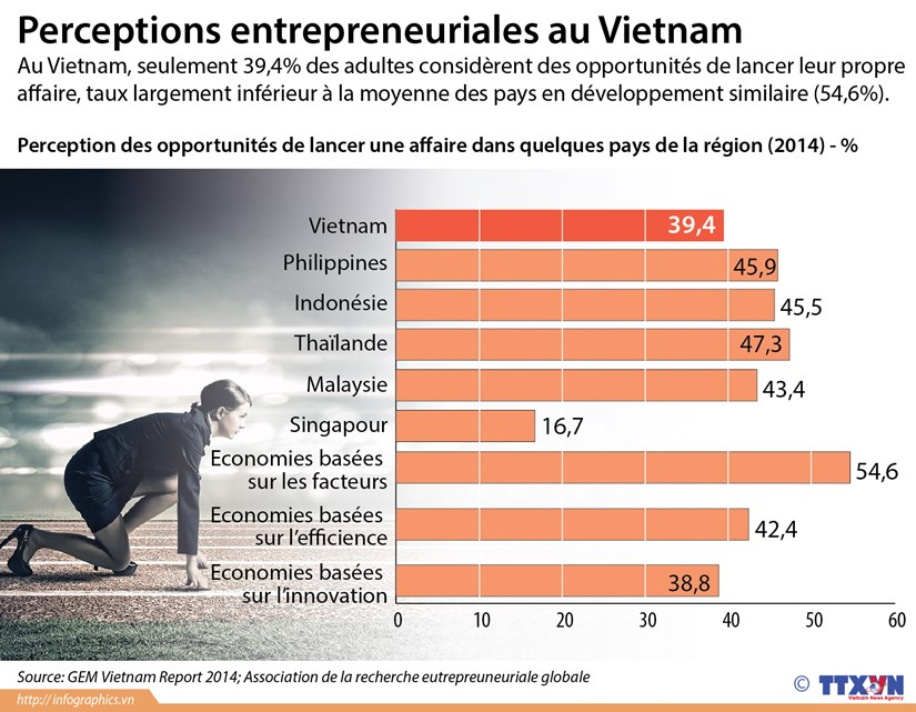Perceptions entrepreneuriales au Vietnam hinh anh 1